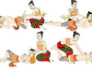 Traditionele Thaise Massage